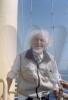 Alfons während seiner Kreuzfahrt 2002